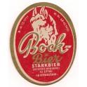 Etiquette Bock-Bier, starkbier
