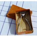Tondeuse mécanique Celta dans sa boîte d'origine