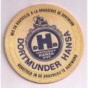 Sous-bock  DHB Dortmunder Hansa Bier