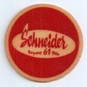 Sous-bock Schneider