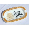 Cendrier Long John, scotch whisky