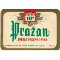 Etiquette Bière Prazan 10°