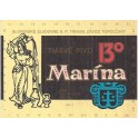 Etiquette Bière Marina