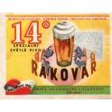 Etiquette Bière Rakovar