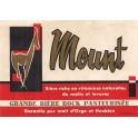 Etiquette Bière Mount