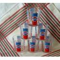 Lot de 6 verres Pepsi